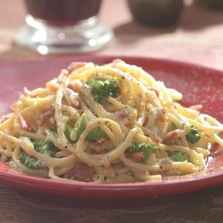 Spaghettic Carbonara