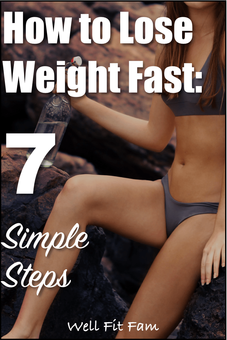 How to Lose Weight Fast: 5 Crucial Steps to Quick Results