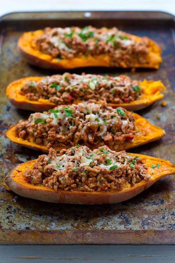 turkey-taco-stuffed-sweet-potatoes