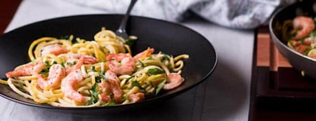 Easy Keto Dinner Recipes To Try Tonight 15 Keto-Shrimp-Scampi-min