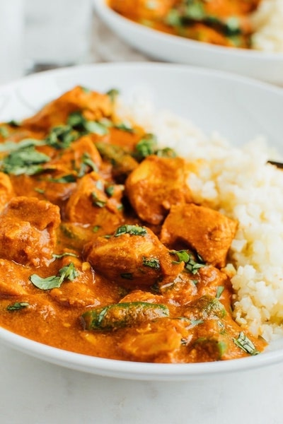 9. butter-chicken