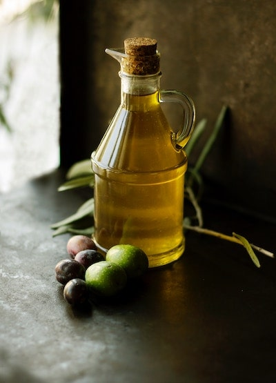 Keto diet grocery list for beginners Olive oil