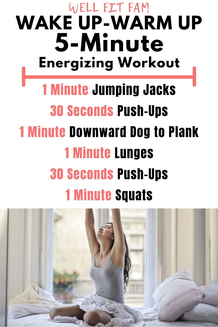 Weight Loss Morning Workout To Burn Maximum Calories
