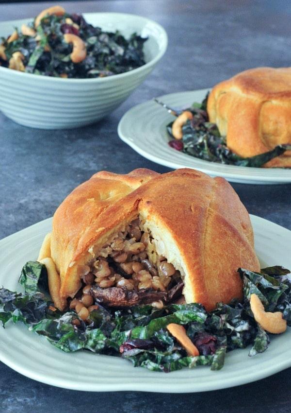 2 Hearty-Protein-Rich-Portobello-Wellingtons-@spabettie-vegan-holiday