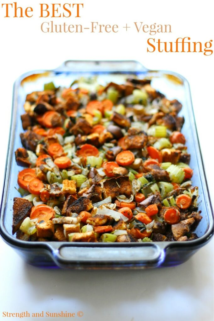 best vegan holiday recipes 4 Gluten-Free-Vegan-Stuffing